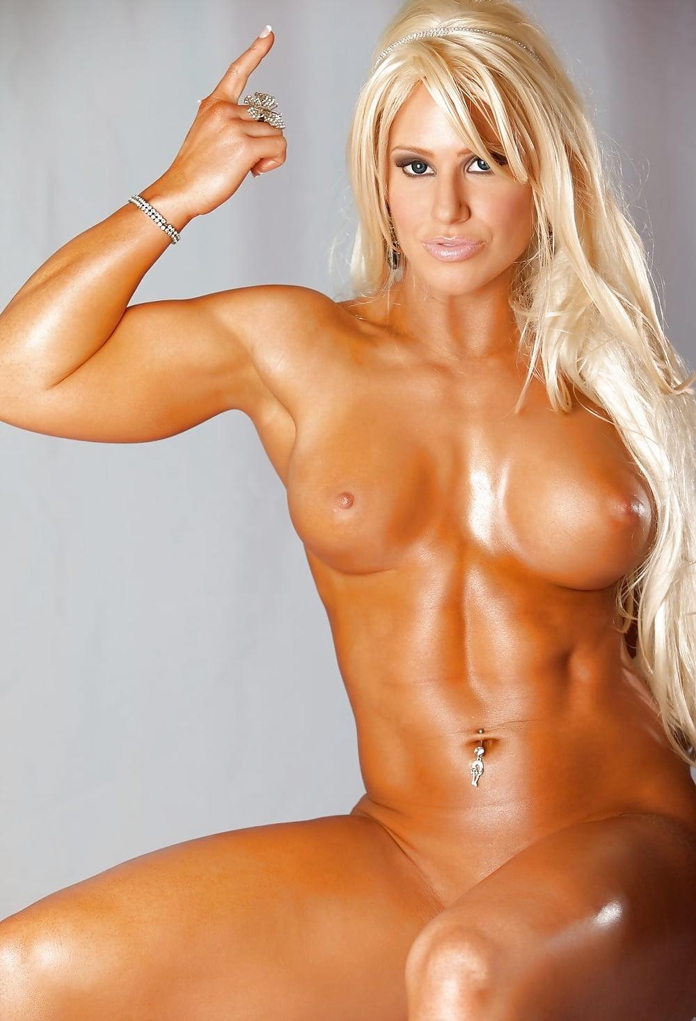 Hd Female Muscle Nude