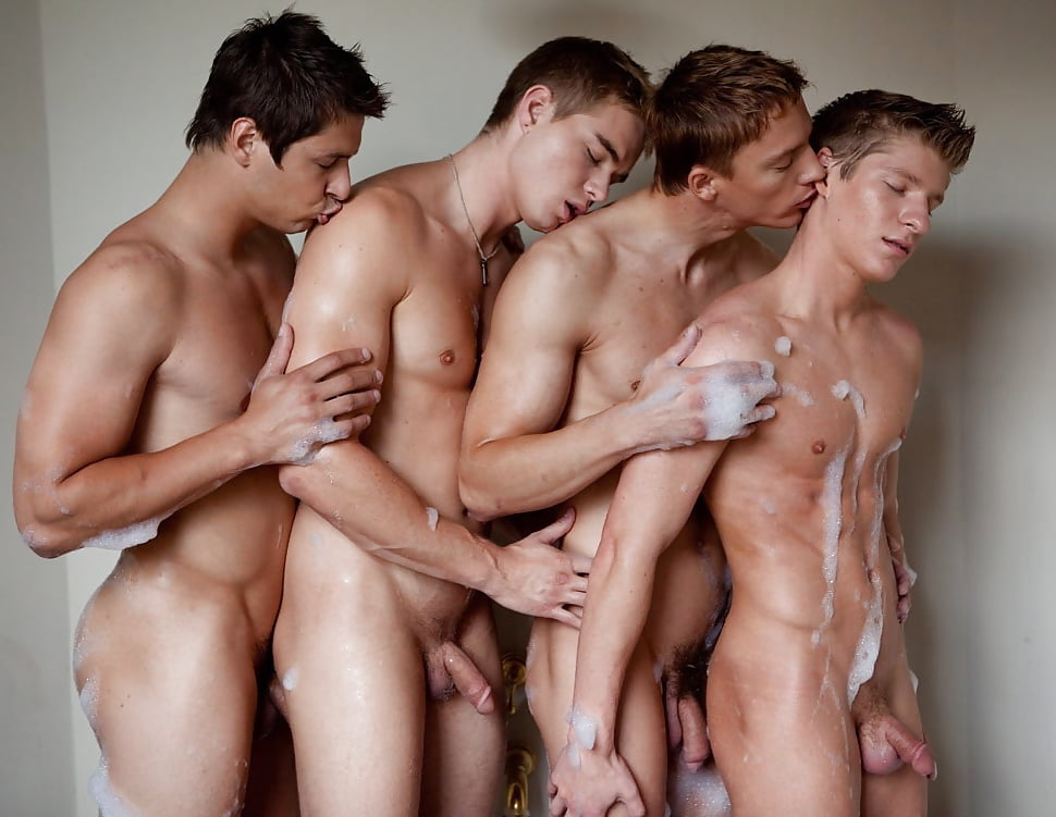 Naked Nude Guys In The Shower Pictures