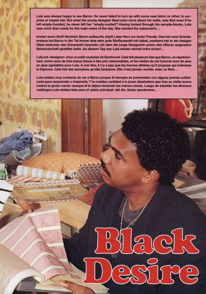 Classic magazine #984 - black desire - 22 Pics