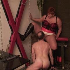Lick Me, You Useless Slave