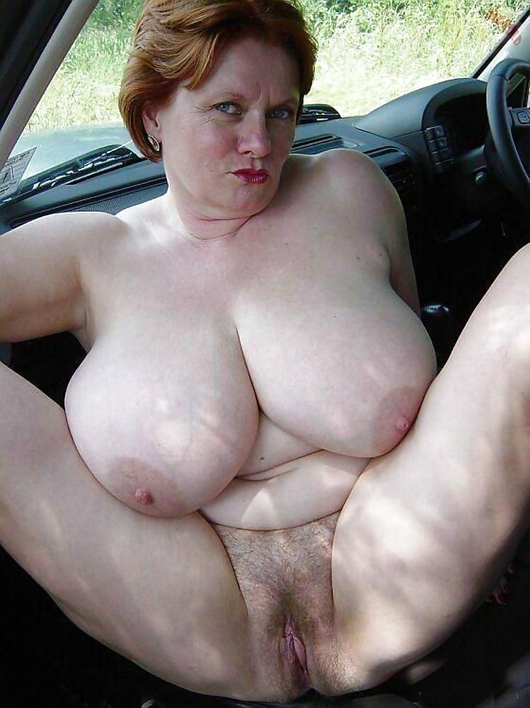 Big Boob Mature Nude