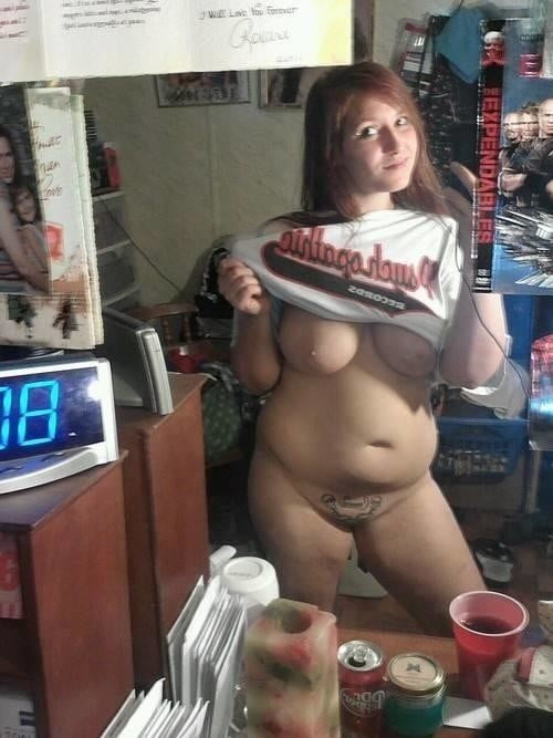 Naked trailer trash girls — photo 8