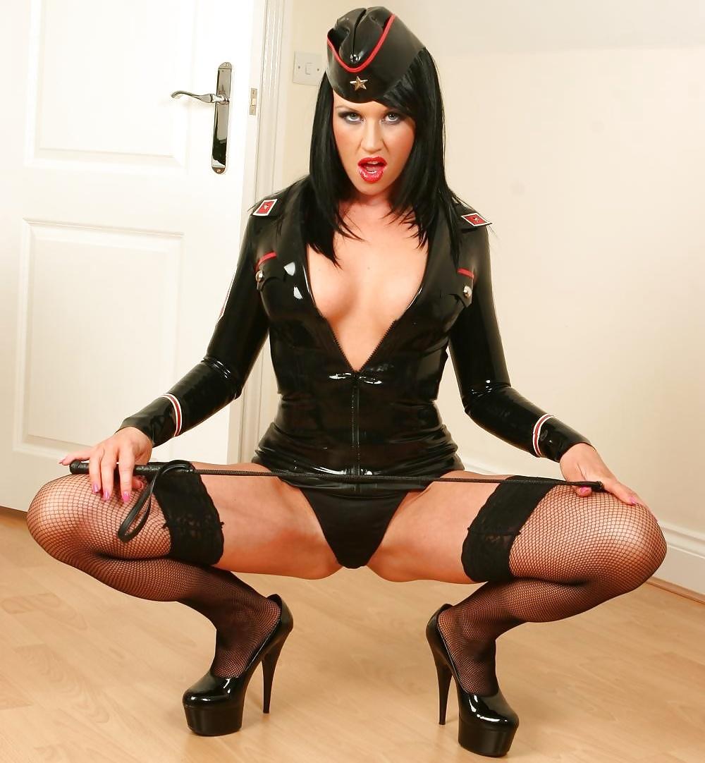 Uniform fetish porn galery pics