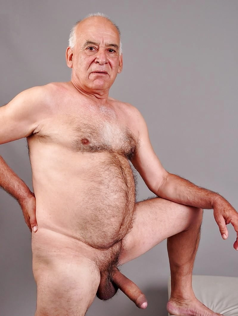 Free nude old men photos — pic 15