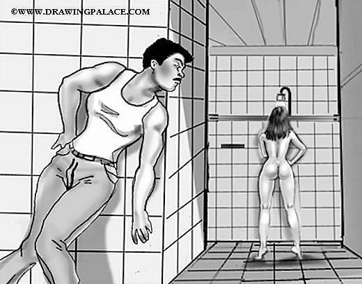 Drawingpalacecom - Cartoon Porn Female Prisoner Sex In -7488