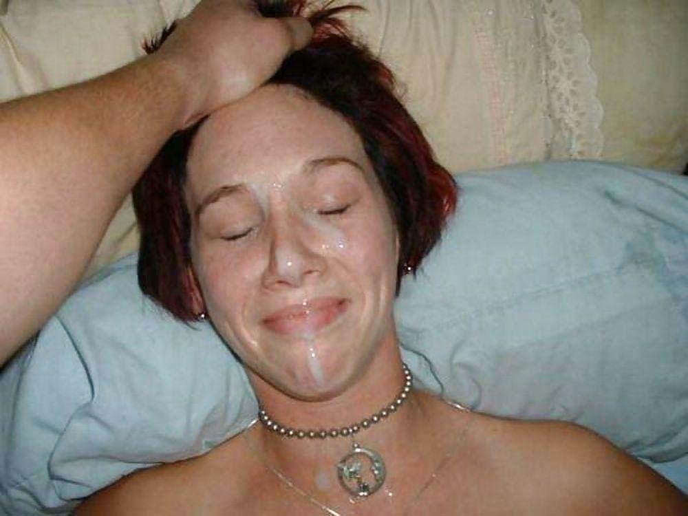 Amateur facial porn pics-9253