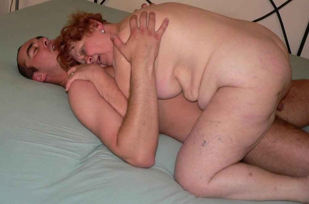 Homemade Chubby Granny Porn Pics