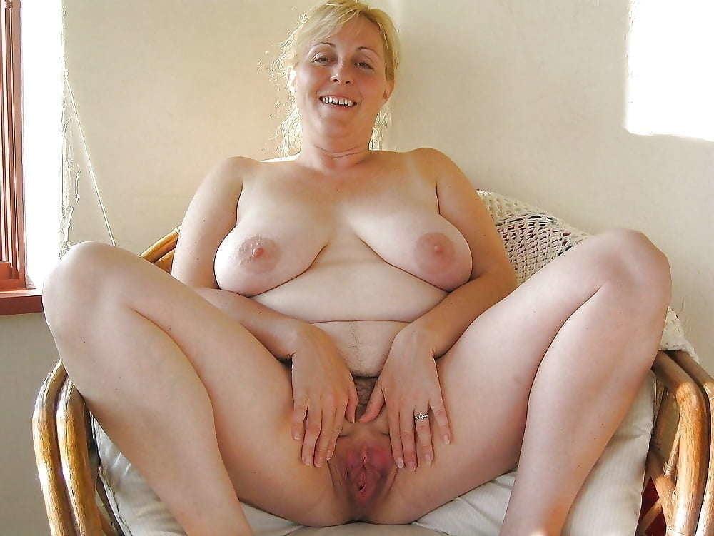 Naked bbw milf cunt — photo 7