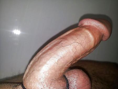 cock veins Big