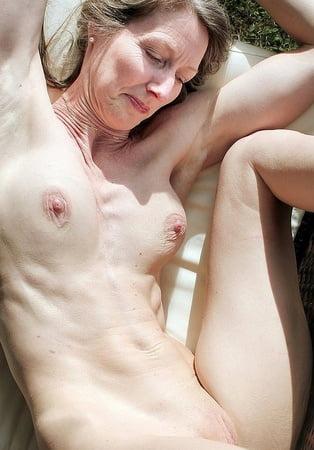 Blonde Gereifte Milf