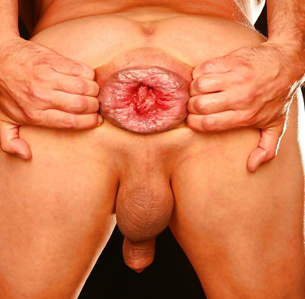 Разрыв мужской жопы порно — 4