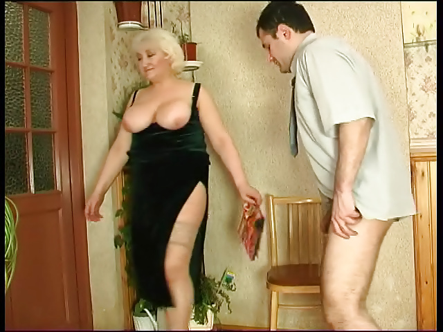 Wife catches her man fucking her mom-2987