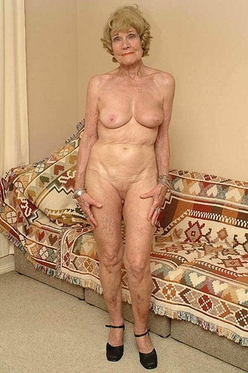Naked old ladies pics