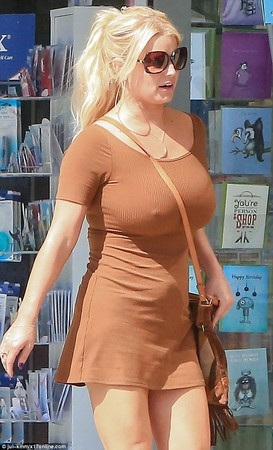 Naked Jessica Simpson Naked Showing Boobs Photos