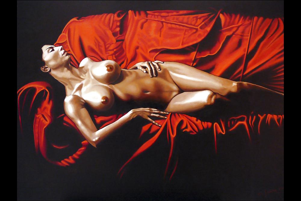 Ad art erotic in subliminal venture job xxx