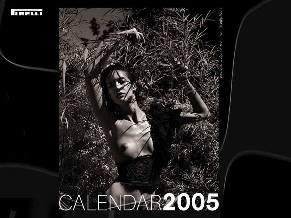 2005 The 2005 Pirelli Calendar - 28 Pics