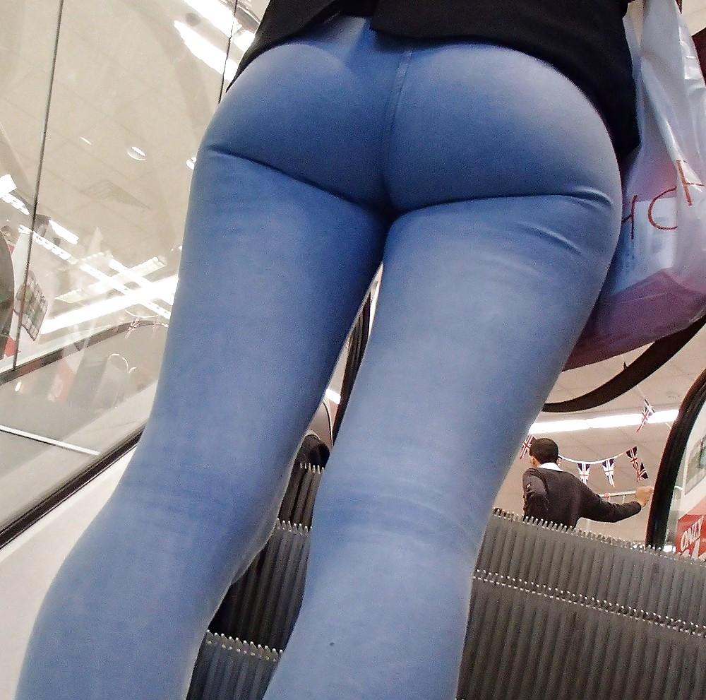 Candid Bubble Butt Leggings Teen