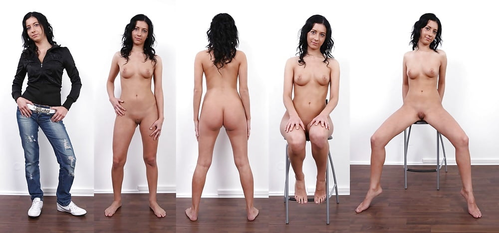Pierre naked castings