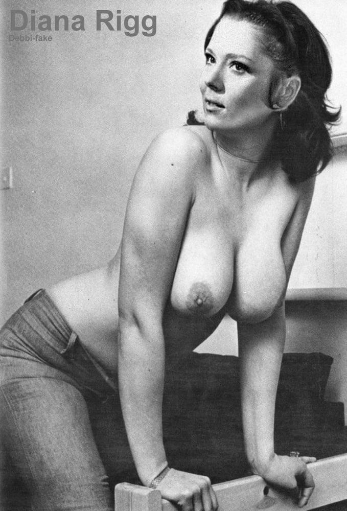 Diana Rigg Nude Scene