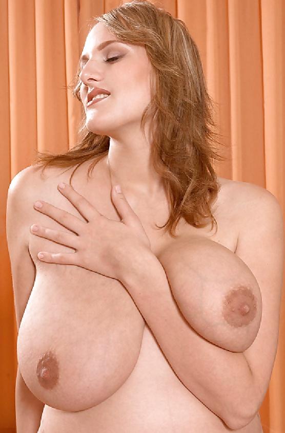 Stefani huge tits