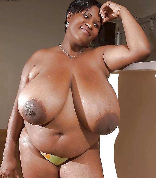 Big black amateur boobs-3296