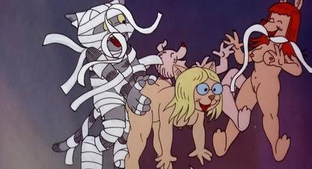 Fritz The Cat Nudity