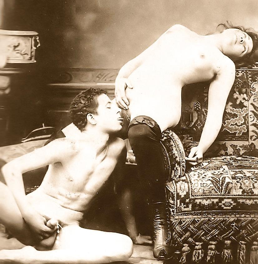 Free victorian era gay porn