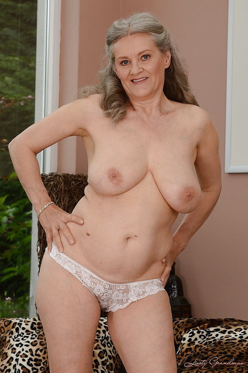 Gray hair mature nude grannies opinion you
