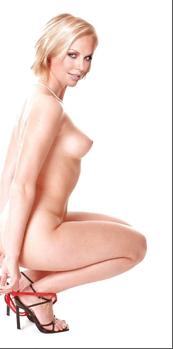 Charlize theron smoking sexy — photo 5