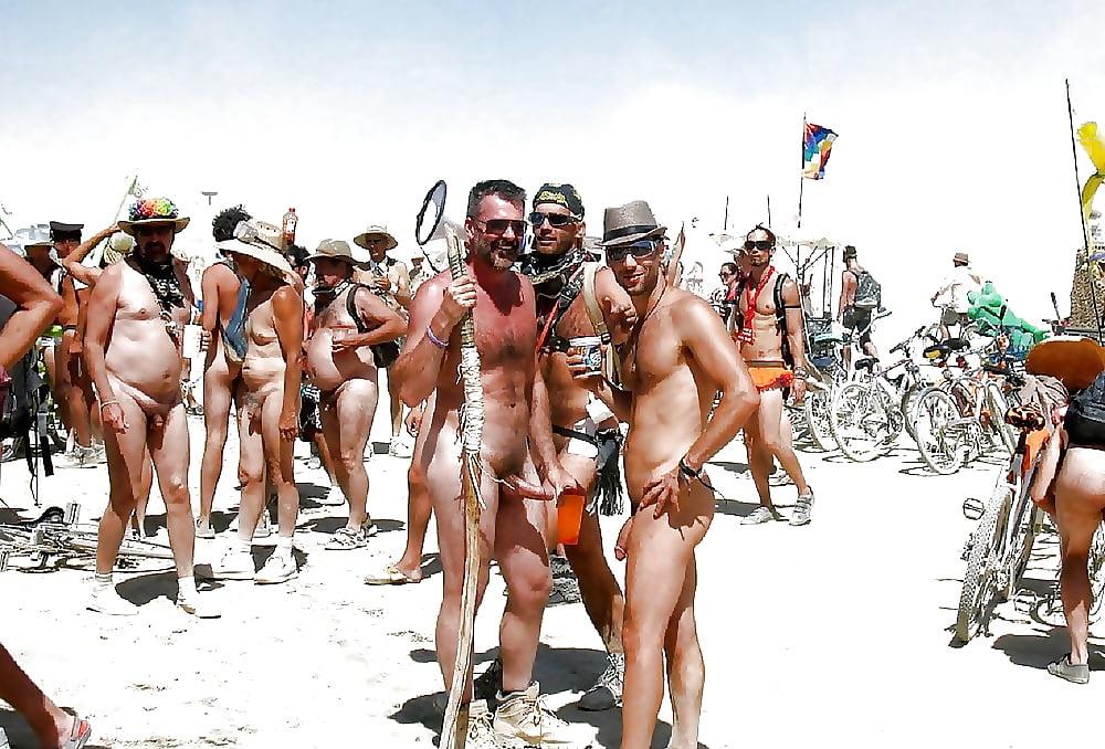 Burning Man Nude Asian Girls