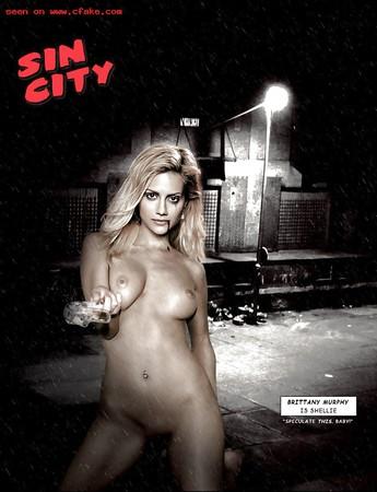Murphy naked brittany Erin Murphy
