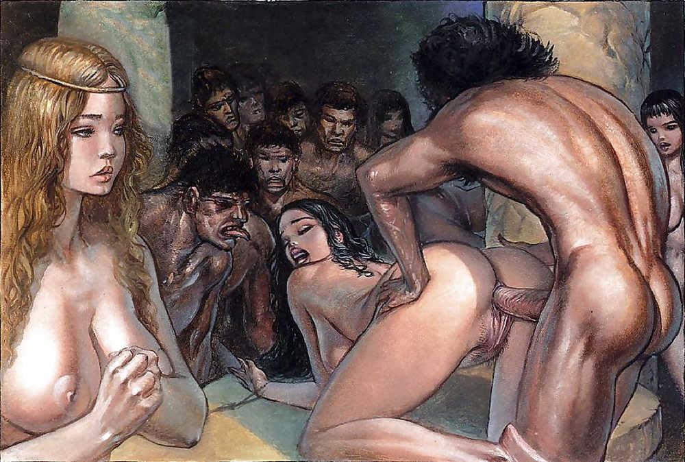 Artist porn pics