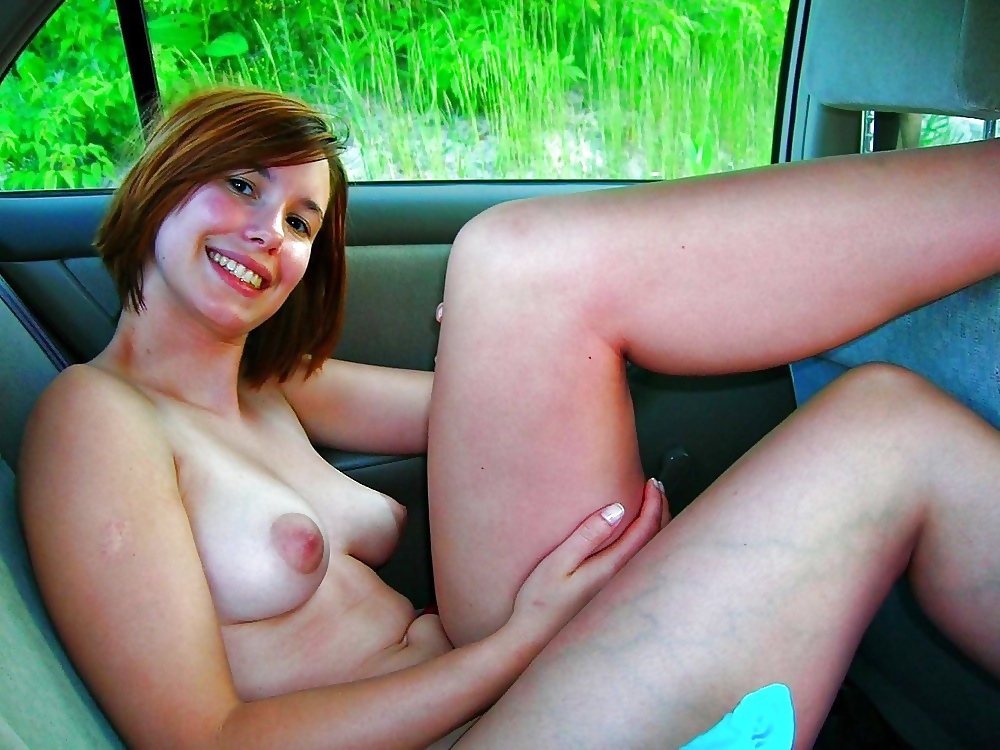 sex-candid-nude-in-car-high-heels-naked