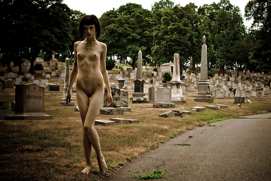 Naked women in graveyards, bbw selfpic nude