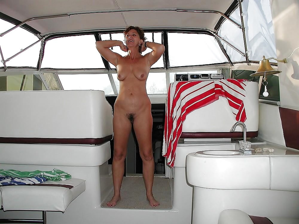 My bare cruise encounter on the big nude boat