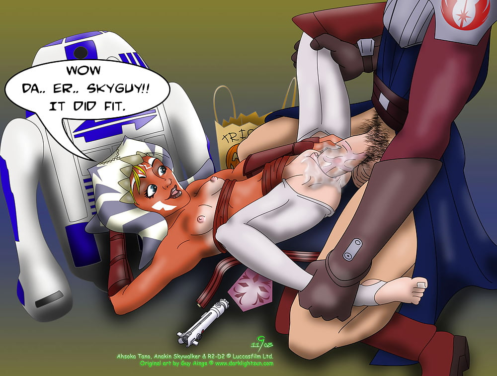 Ahsoka tano nude hentai cartoon sex blog