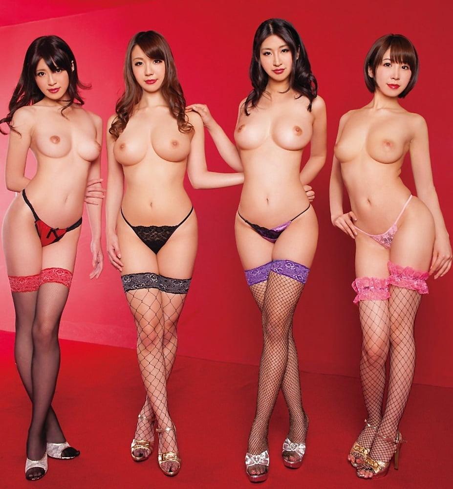 Asian multiple creampie