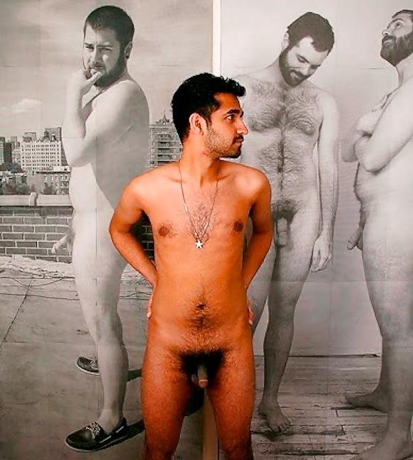 Naked gipsy men