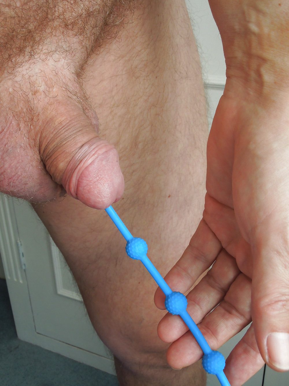 Urethral Play With Anal Beads - 11 Pics - Xhamstercom-7091