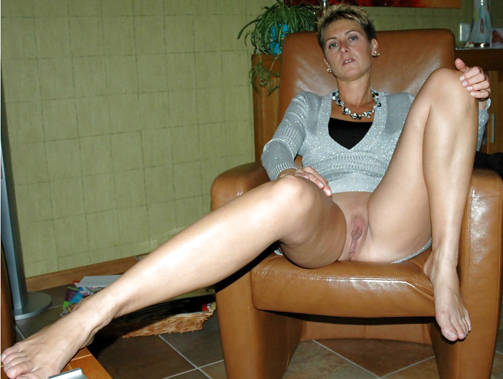 pantyhose sexy Mom in