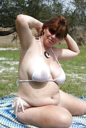 girls bikinis Fat wearing