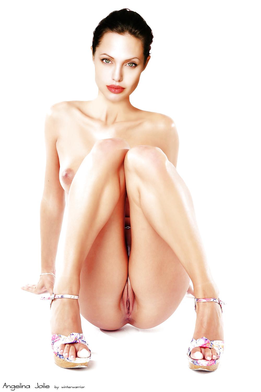 Angelina jolie naked fakes