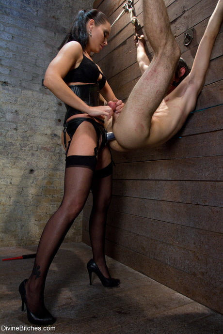 Pegging ... great if she takes you well. - 11 Pics