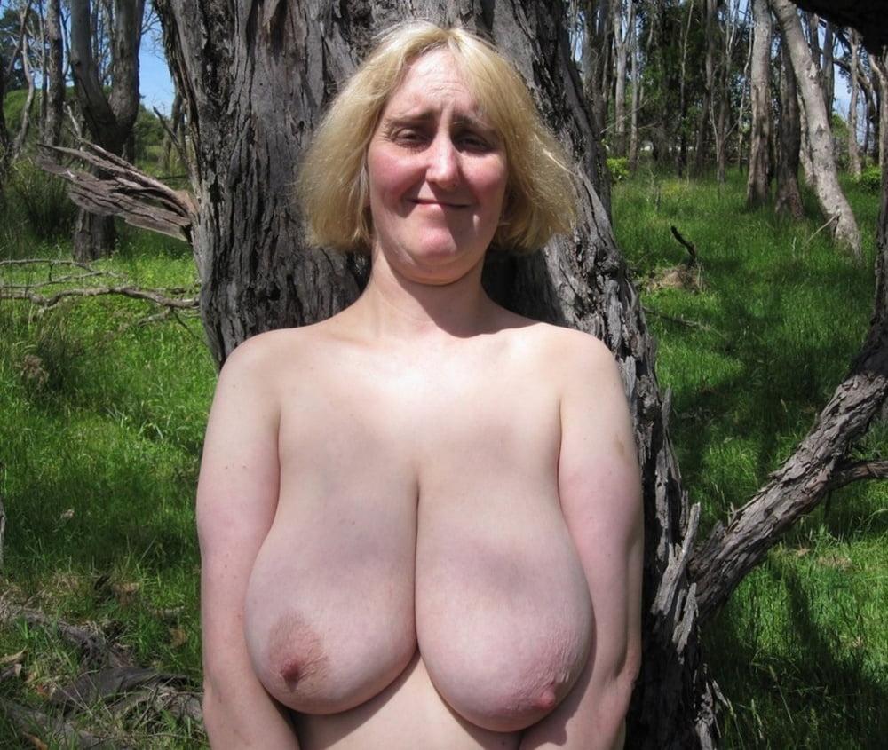Mature saggy naturals