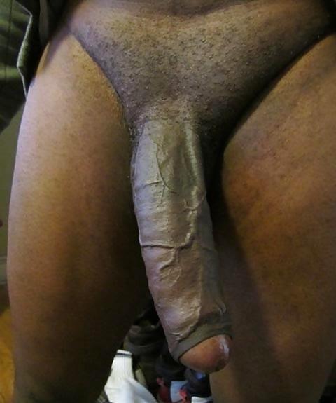 Monster Black Cock Ebony Teen