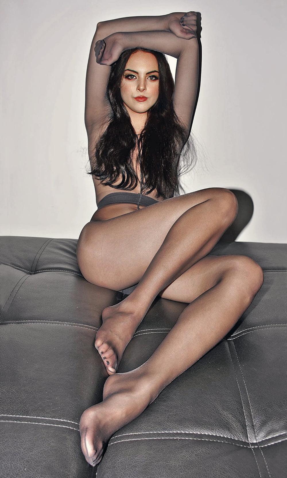 Pantyhose encasement porn-4086