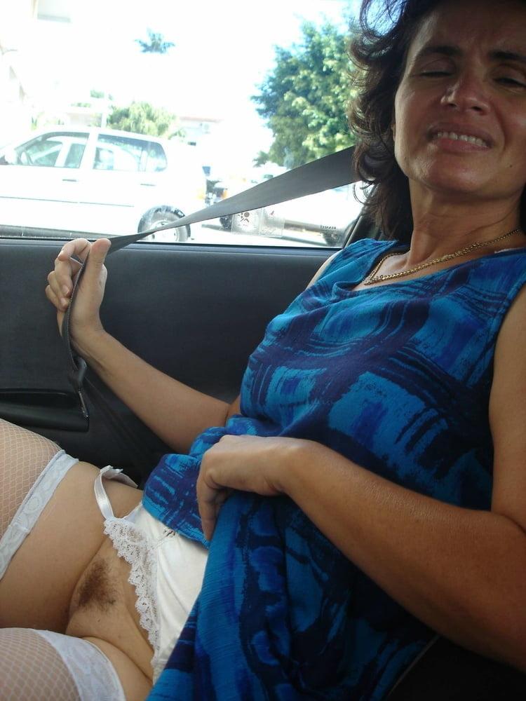 No Panties Garage - 53 Pics