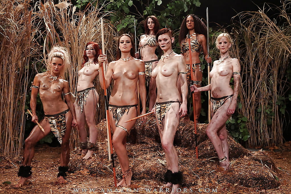 amazon-warrior-porn