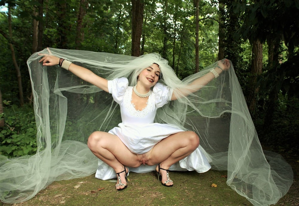 Невеста разделась на свадьбе #14