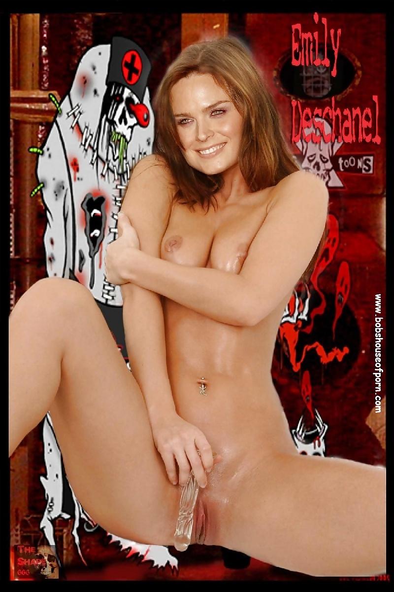 Nude pictures of emily deschanel
